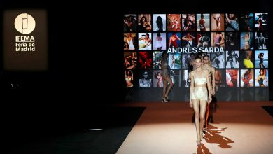 Photo of Andres Sarda Otoño Invierno 20/21 Mercedes Benz Fashion Week Madrid