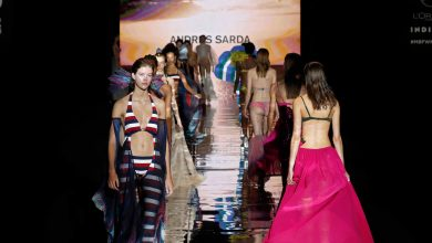 Photo of Andres Sarda Primavera Verano 2021 Mercedes Benz Fashion Week Madrid